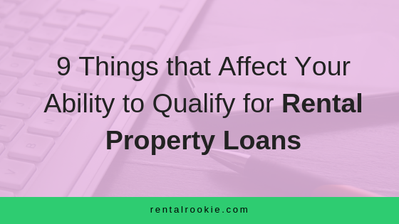 Rental Property Loans