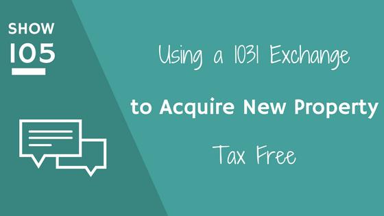 Irs Rental Property Exchange
