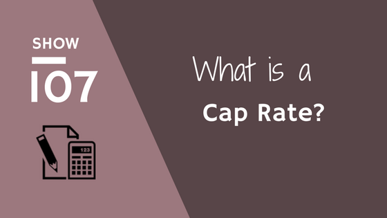 Capitalization Rates For Rental Properties