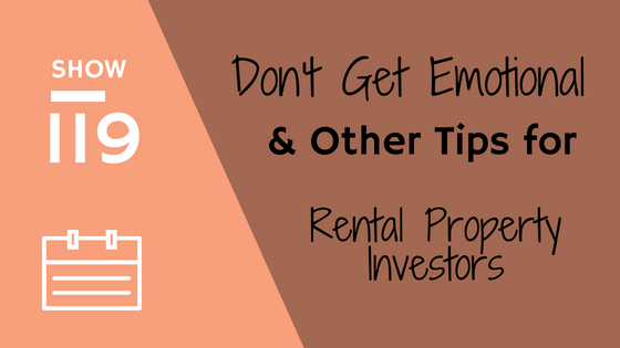 Tips for rental property investors