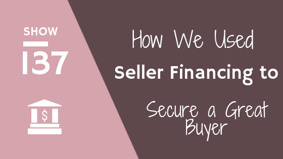 Using Seller Financing