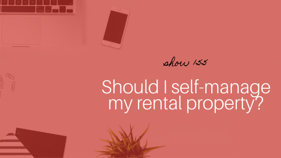 self-manage my rental property